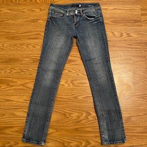 Vigoss Skinny Flap Pocket Jeans